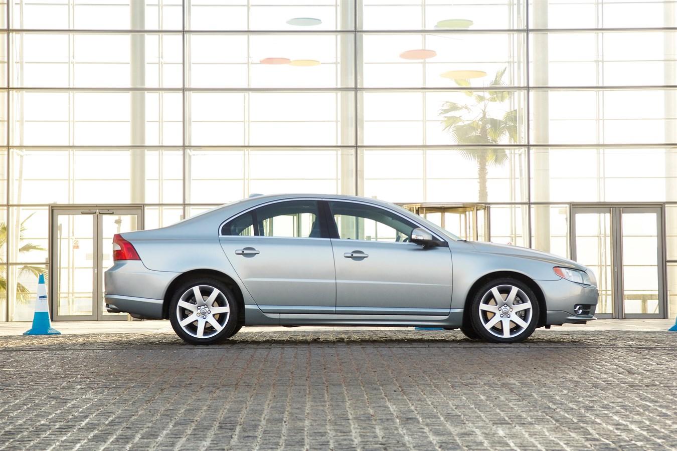 Volvo S80 Model Year 2009 Car Uk Media Newsroom O2 Sensor Location Interior Design