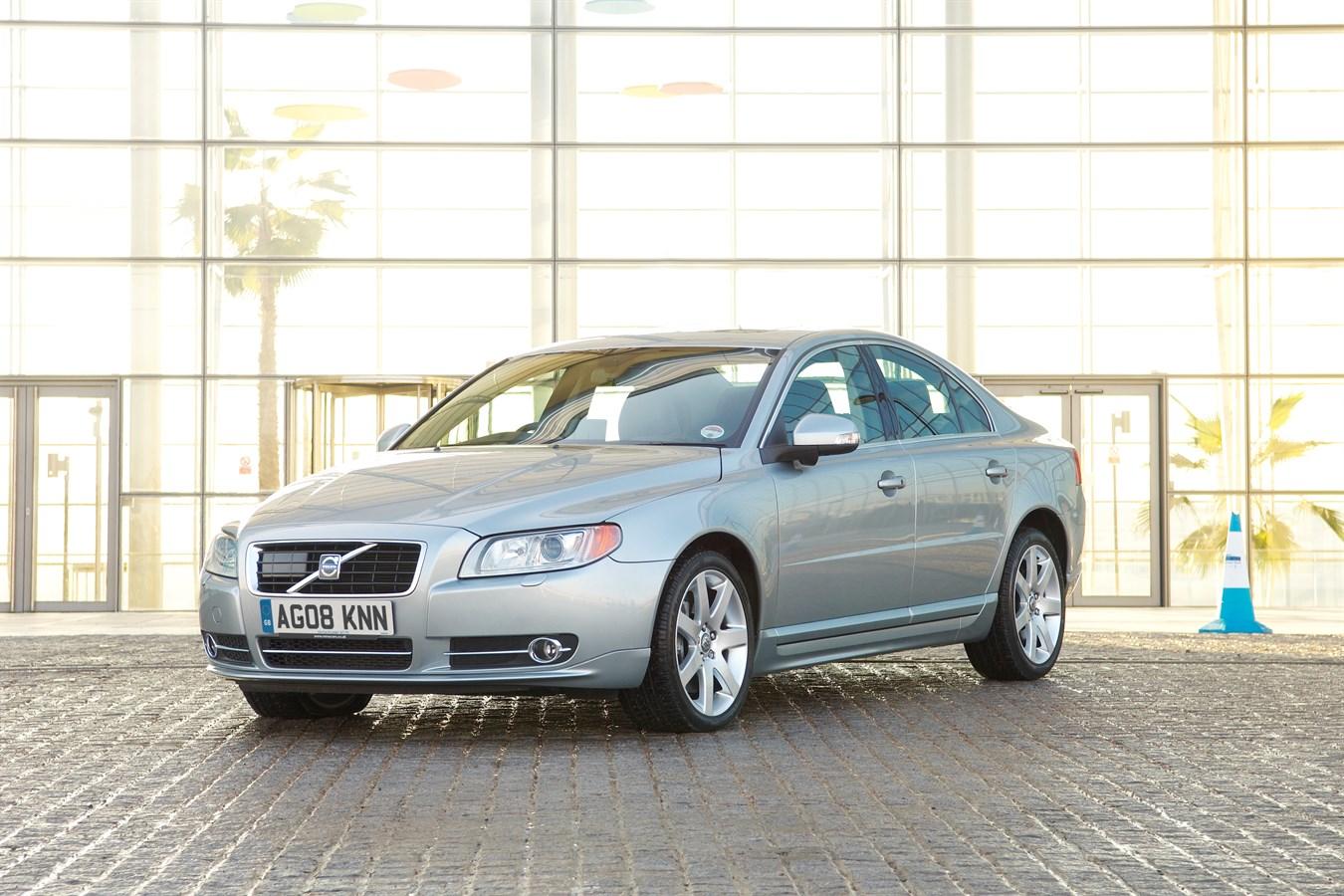 Volvo S80 Model Year 2009 Car Uk Media Newsroom 2001 Oxygen Sensor Location