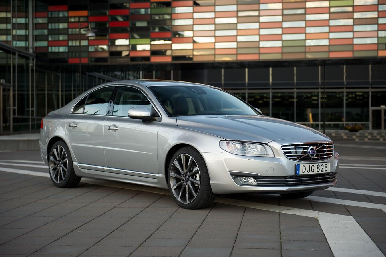 Custom Volvo S60 >> Volvo S80 - model year 2016 - Site Média Volvo Cars Belux