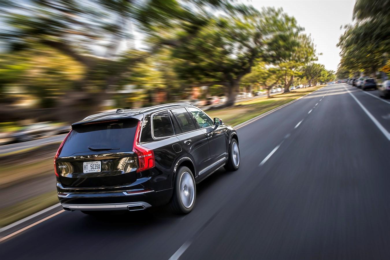 Volvo Cars Sales Hit New Record Volvo Car Usa Newsroom