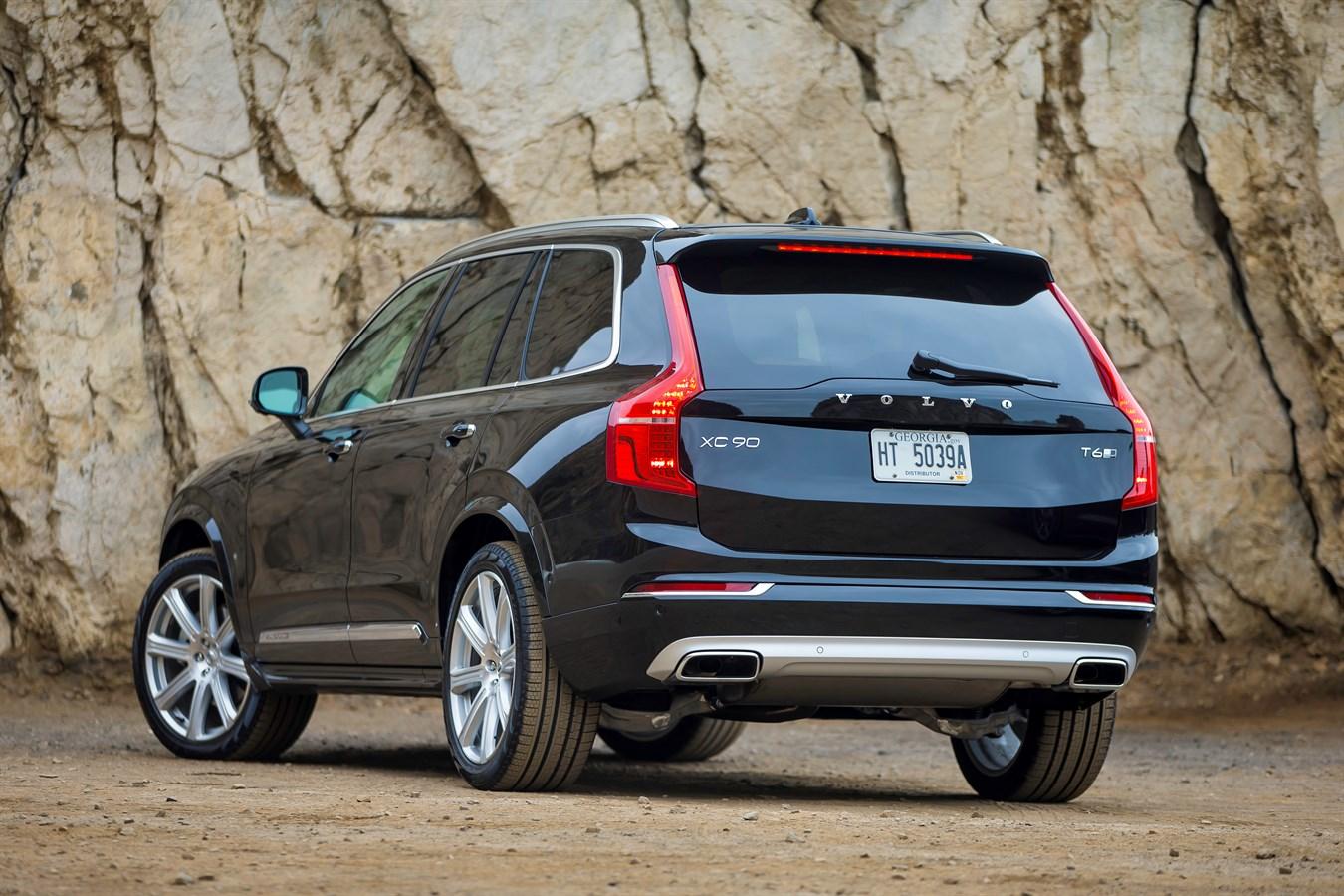 Model Overview 2016 Volvo Xc90 Volvo Car Usa Newsroom