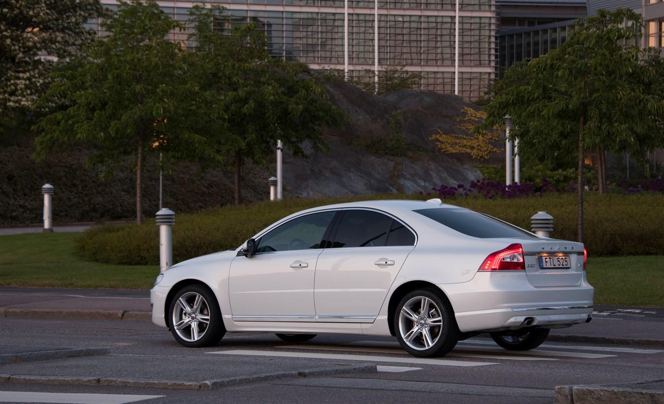 Volvo S80 - model year 2016 - Volvo Voitures de Canada Galérie de presse