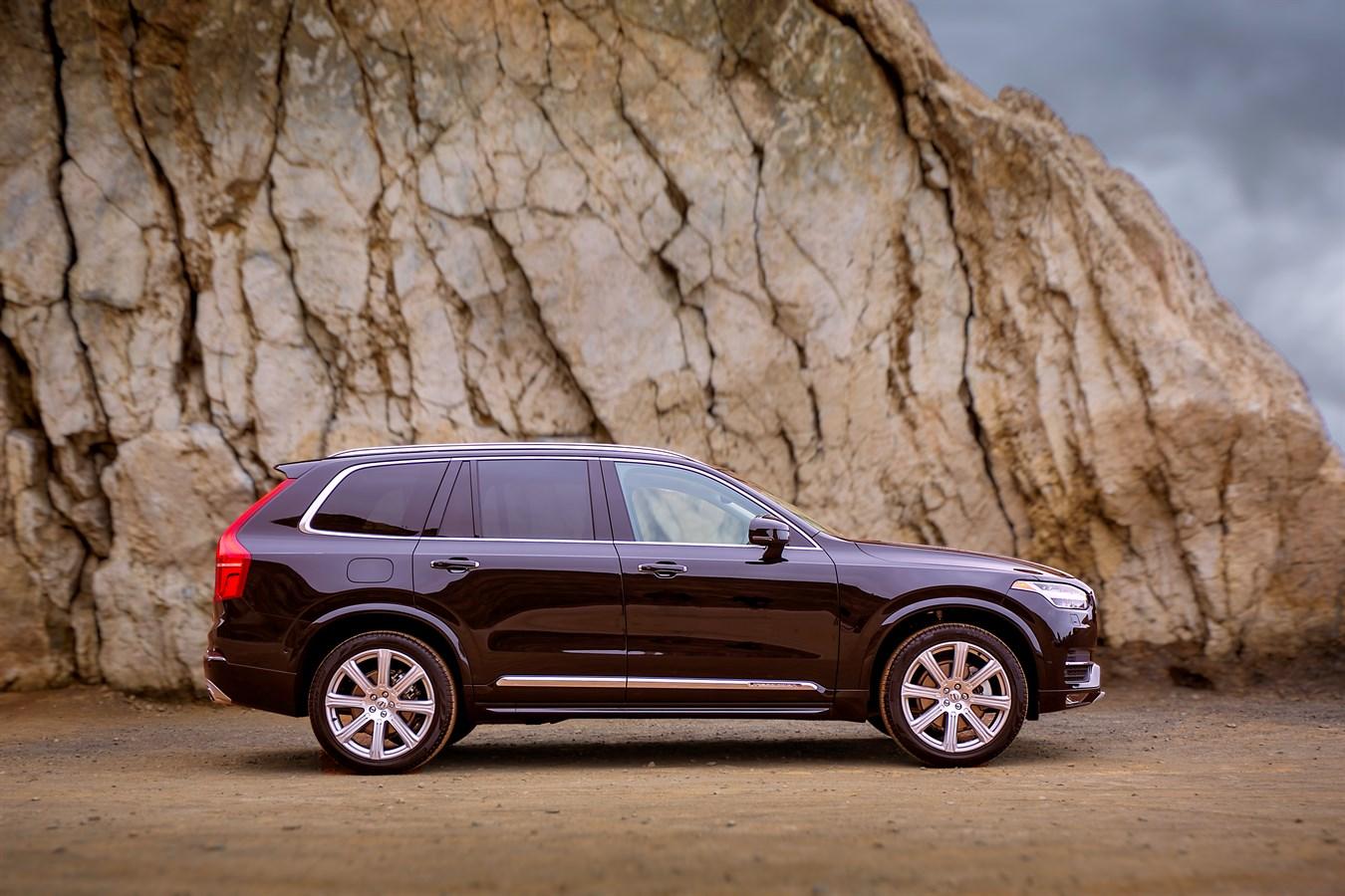 Volvo Xc90 Model Year 2017 Volvo Car Austria Pressezentrum