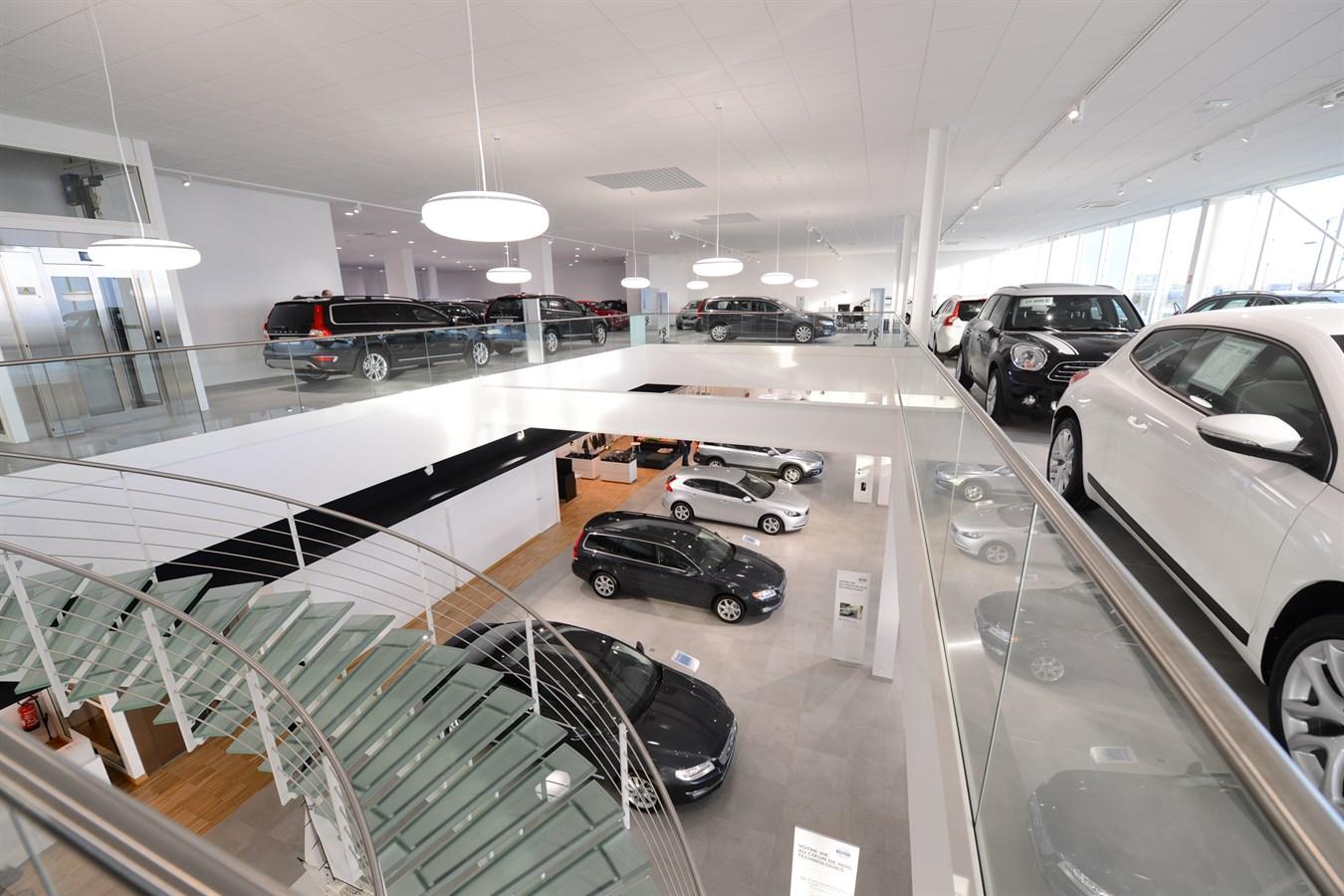 New Volvo Xc90 >> INAUGURATION D'UNE NOUVELLE CONCESSION VOLVO AUX NORMES ...