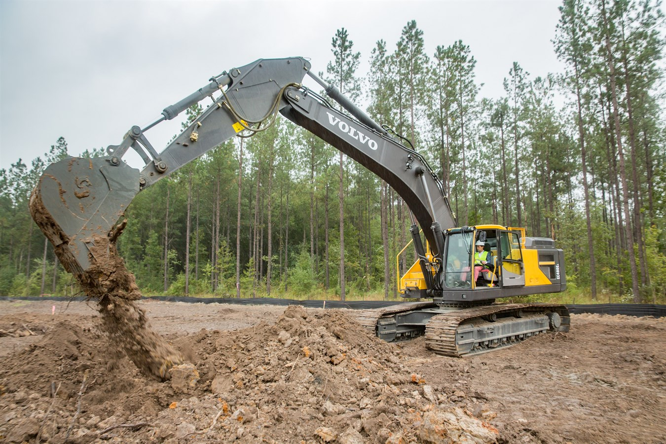 Volvo North America Volvo Cars Breaks Ground On First American Factory Volvo Car Usa