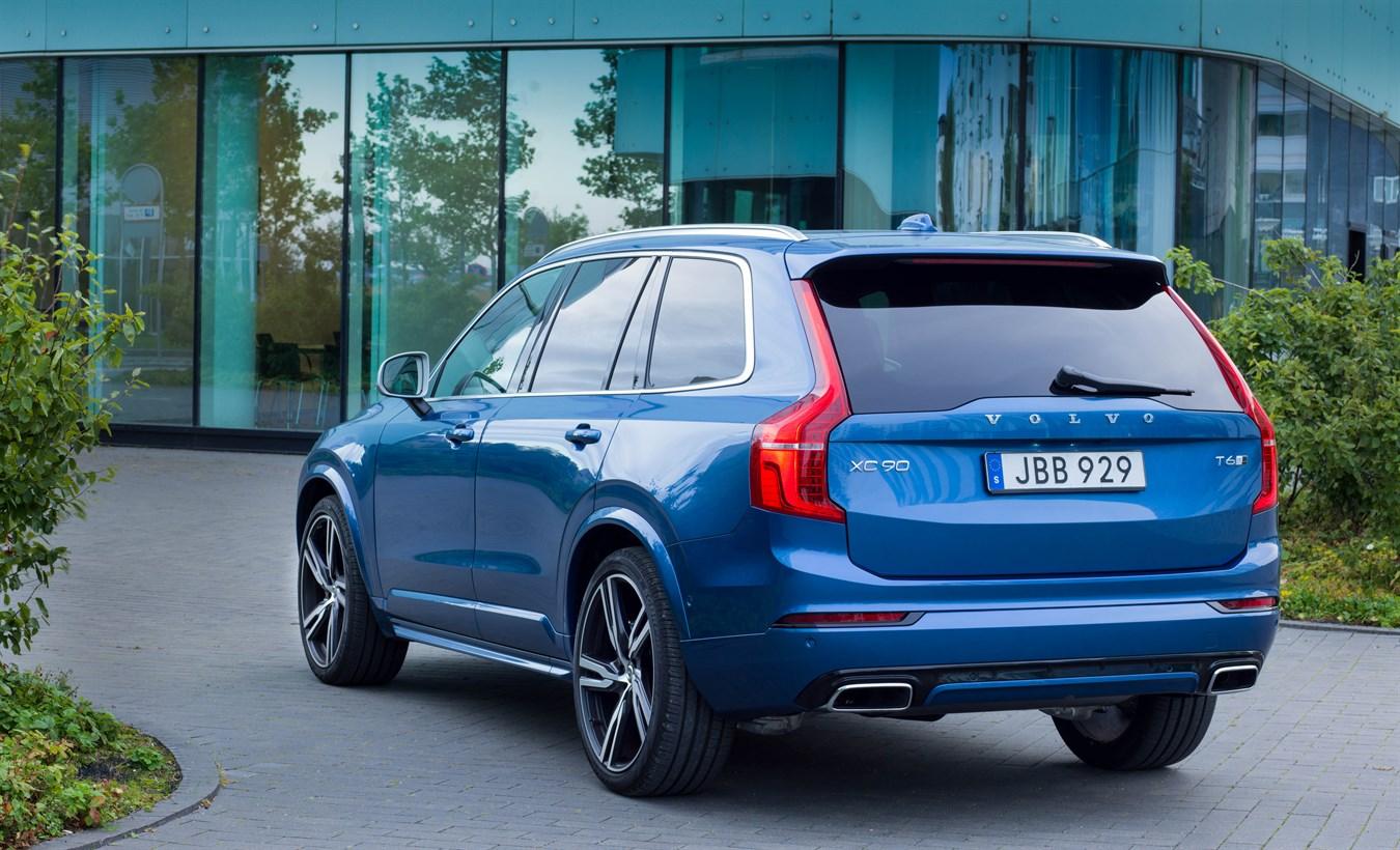 Volvo Xc90 R Design Model Year 2016 Volvo Cars Global
