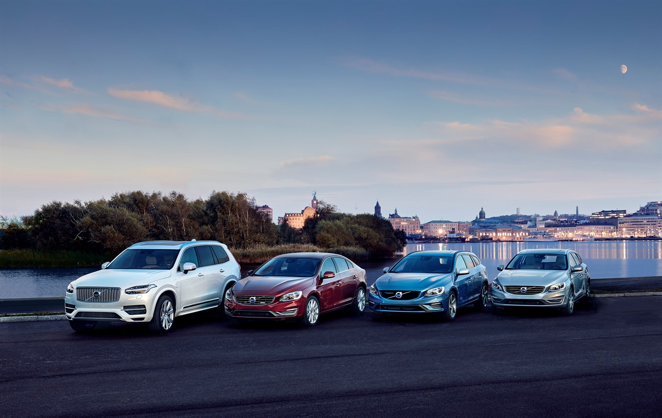 volvo cars unveils global electrification strategy volvo car uk media newsroom