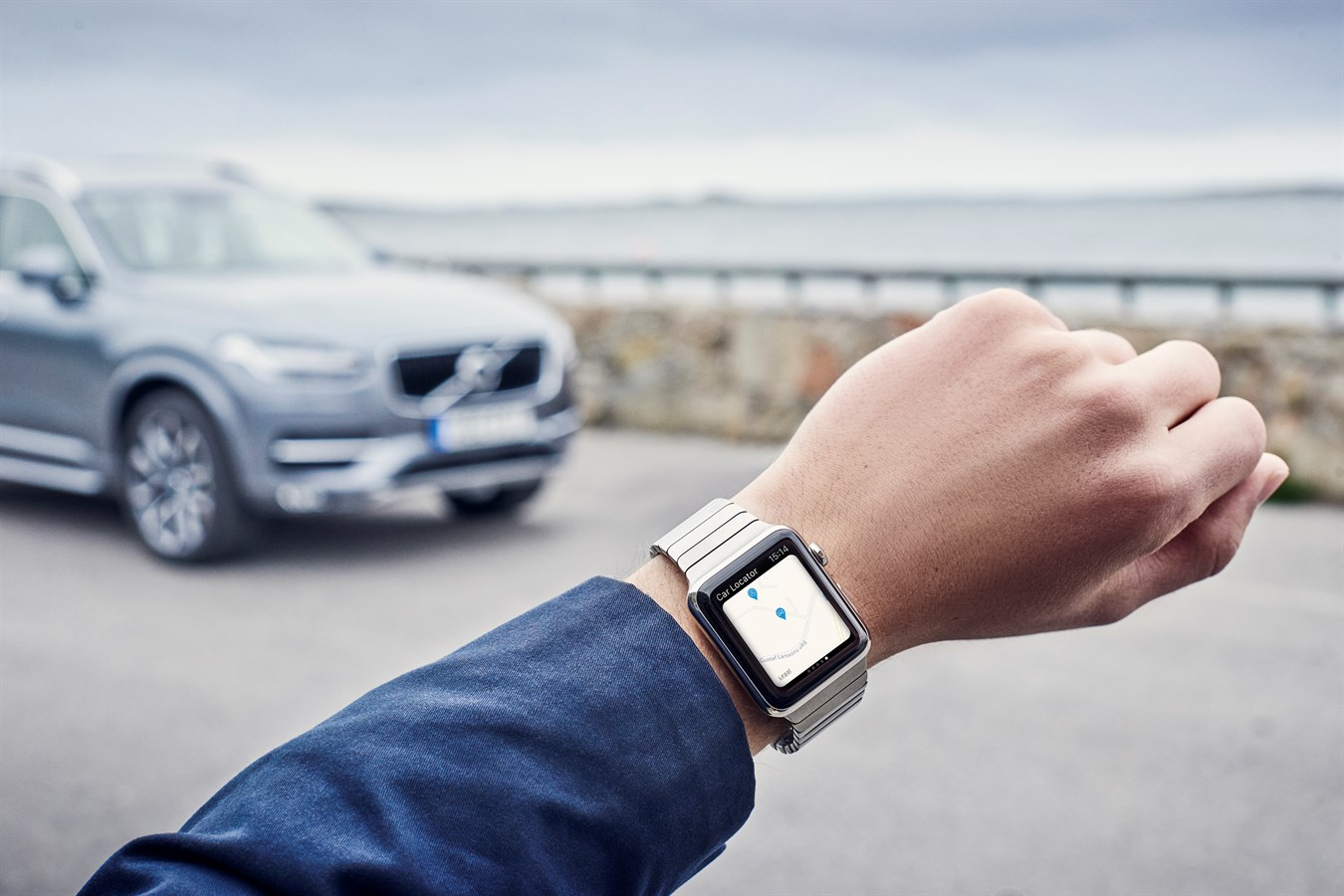 Control Your Volvo Car From Your Apple Watch Volvo Cars