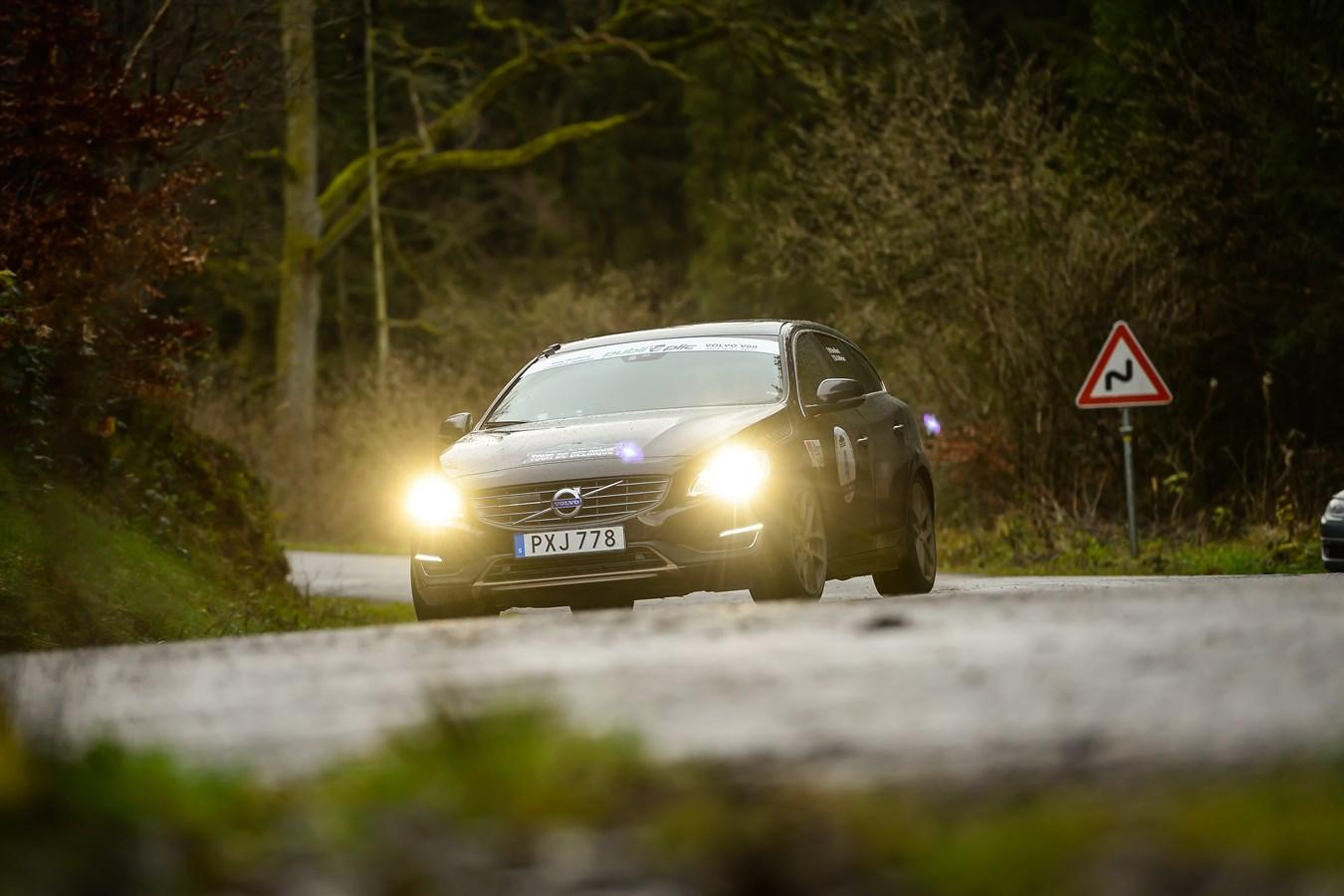 Volvo V60 CNG - Ronde van Belgïe New Energy
