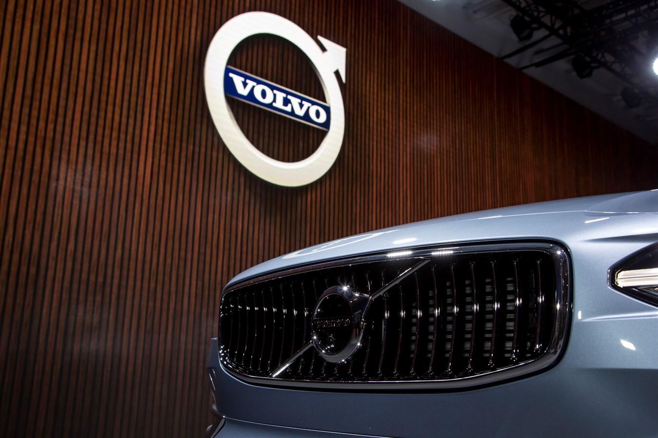 Volvo S90 présentation Goteborg 2 décembre 2015