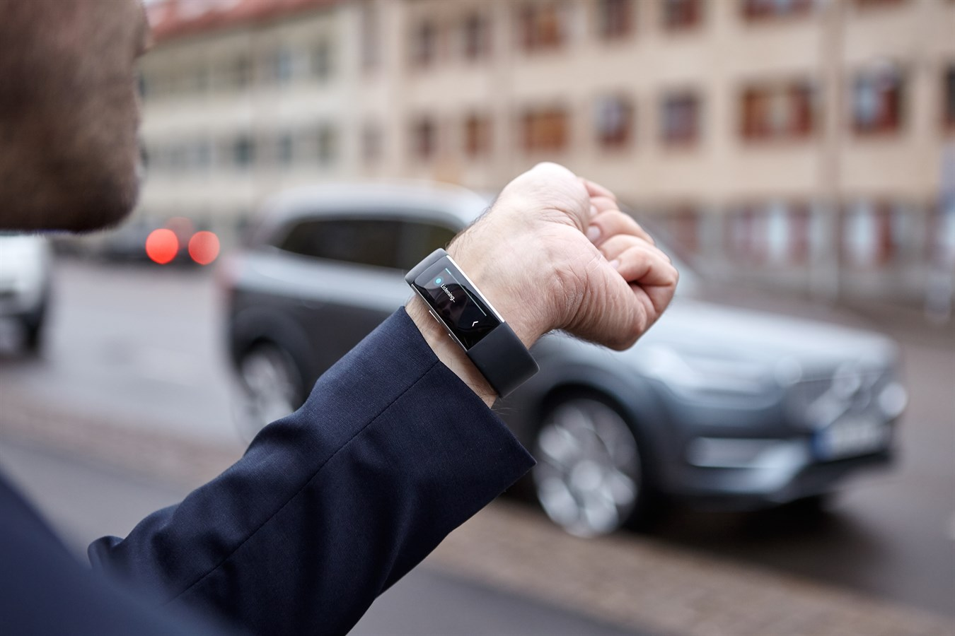 The Future Is Now – Volvo Cars and Microsoft enable people