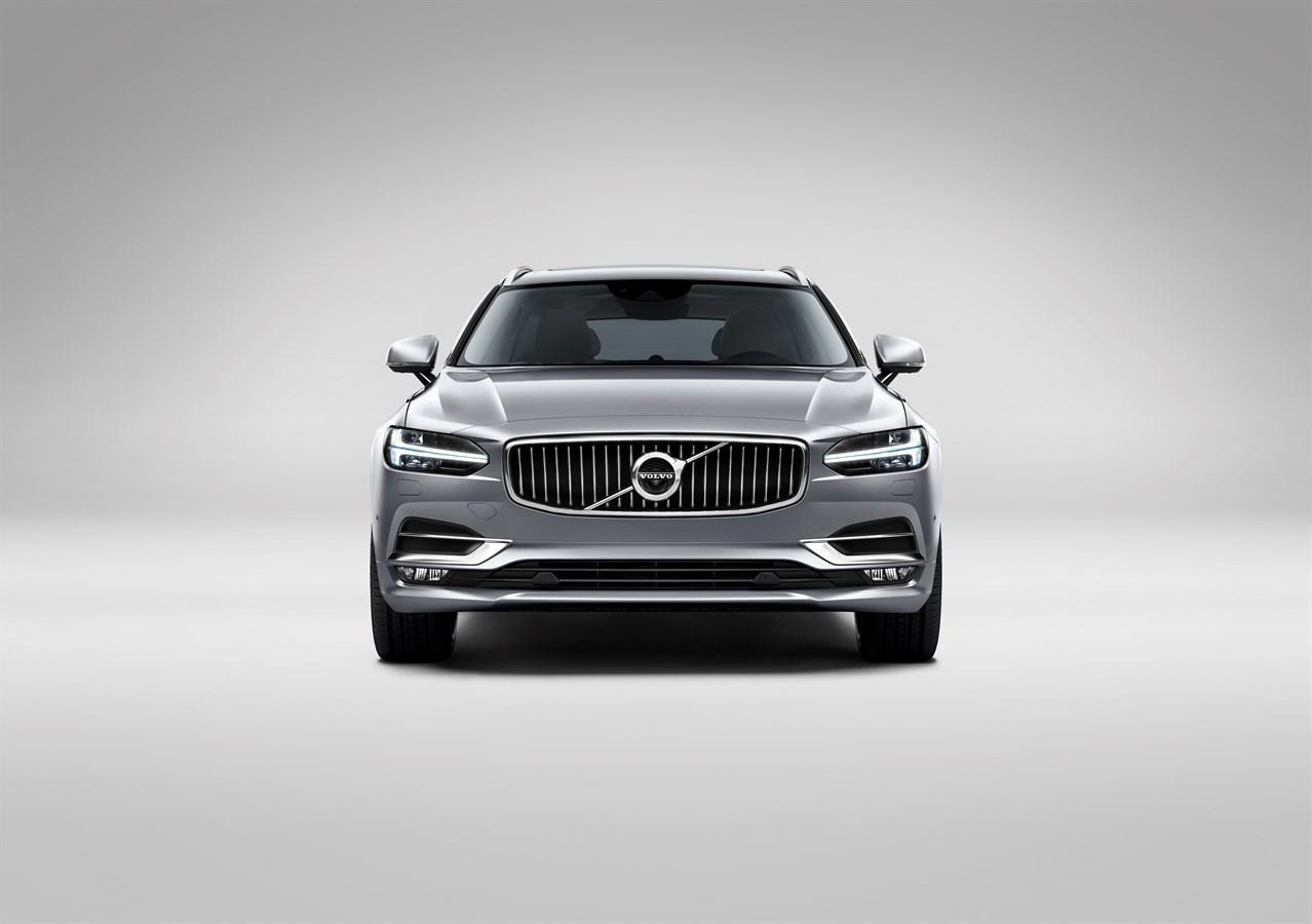Volvo cars reveals stylish and versatile new v90 estate volvo car group global media newsroom