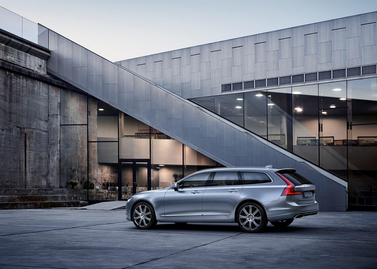 Volvo V90 Location Profile