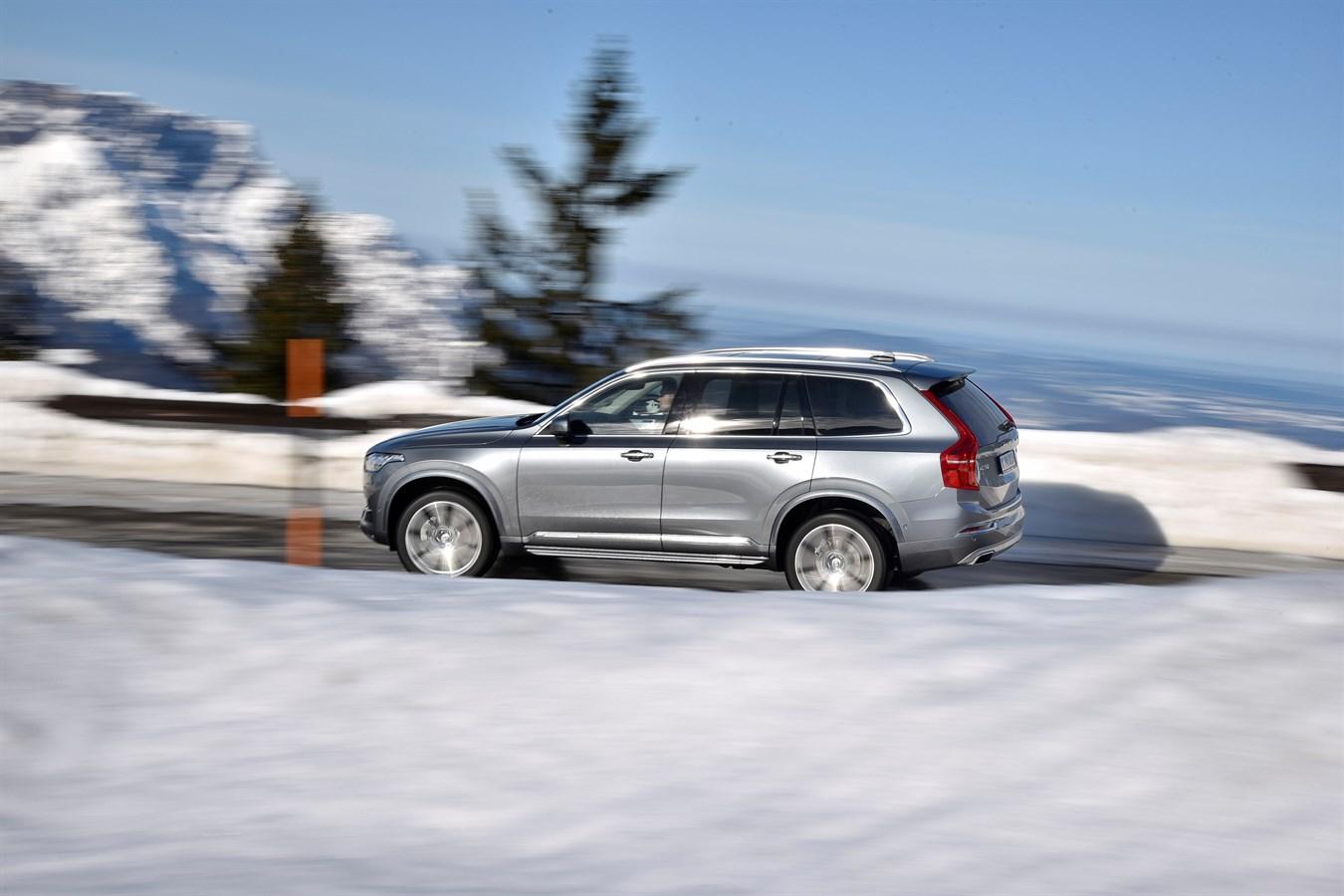 volvo xc90 t5 inscription awd model year 2017 volvo car group global media newsroom. Black Bedroom Furniture Sets. Home Design Ideas