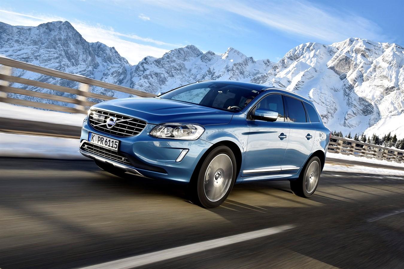 Volvo XC60 - model year 2017