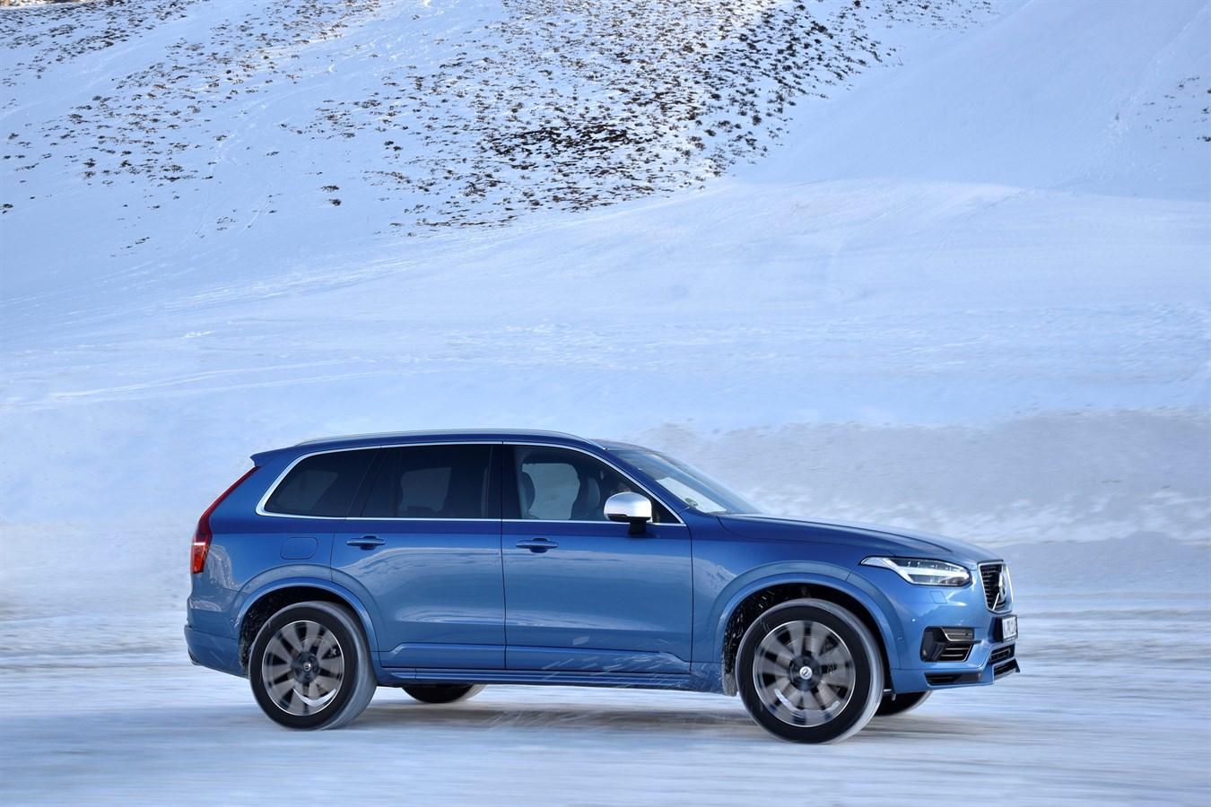 Volvo Startet Teilautonom Und Vernetzt In Das Modelljahr 2017