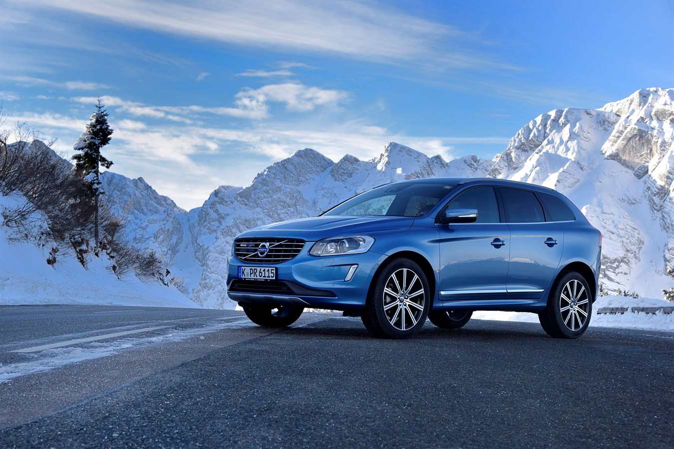 Volvo Xc60 Model Year 2017 Volvo Car Switzerland Ag