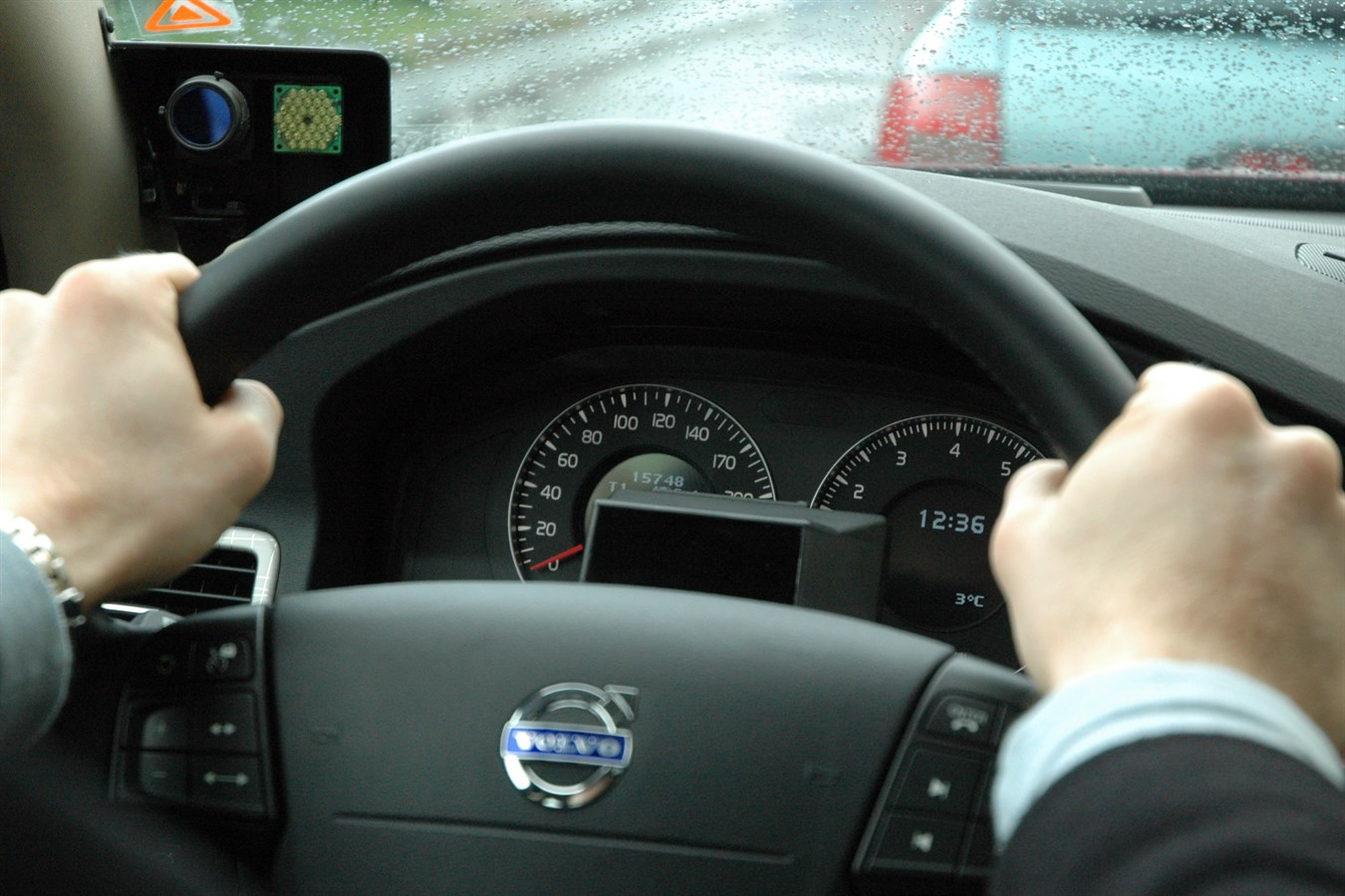 Volvo Cars maps driver behaviour in advanced research project