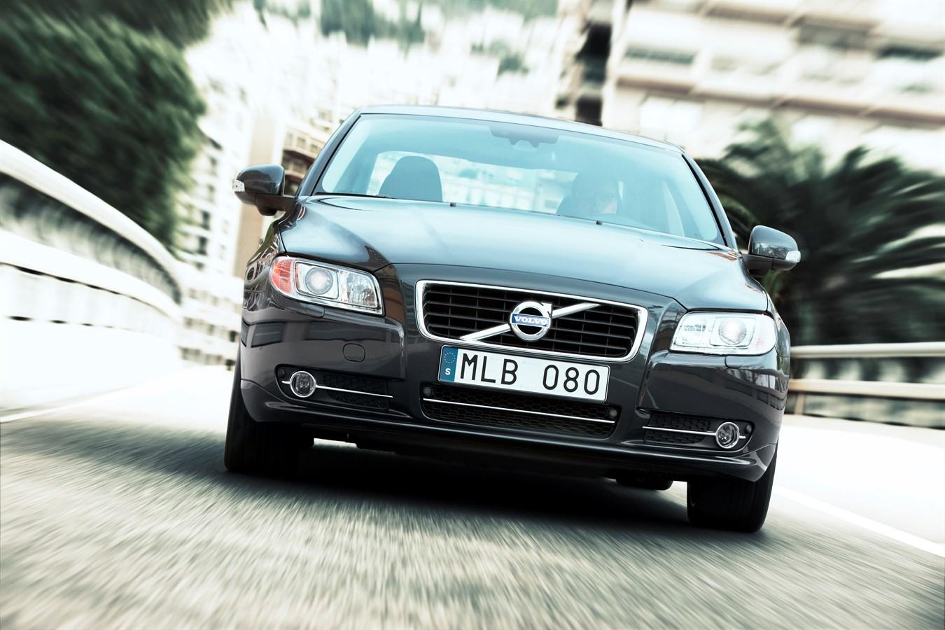 Volvo S80 - model year 2010 - Volvo Cars Global Media Newsroom