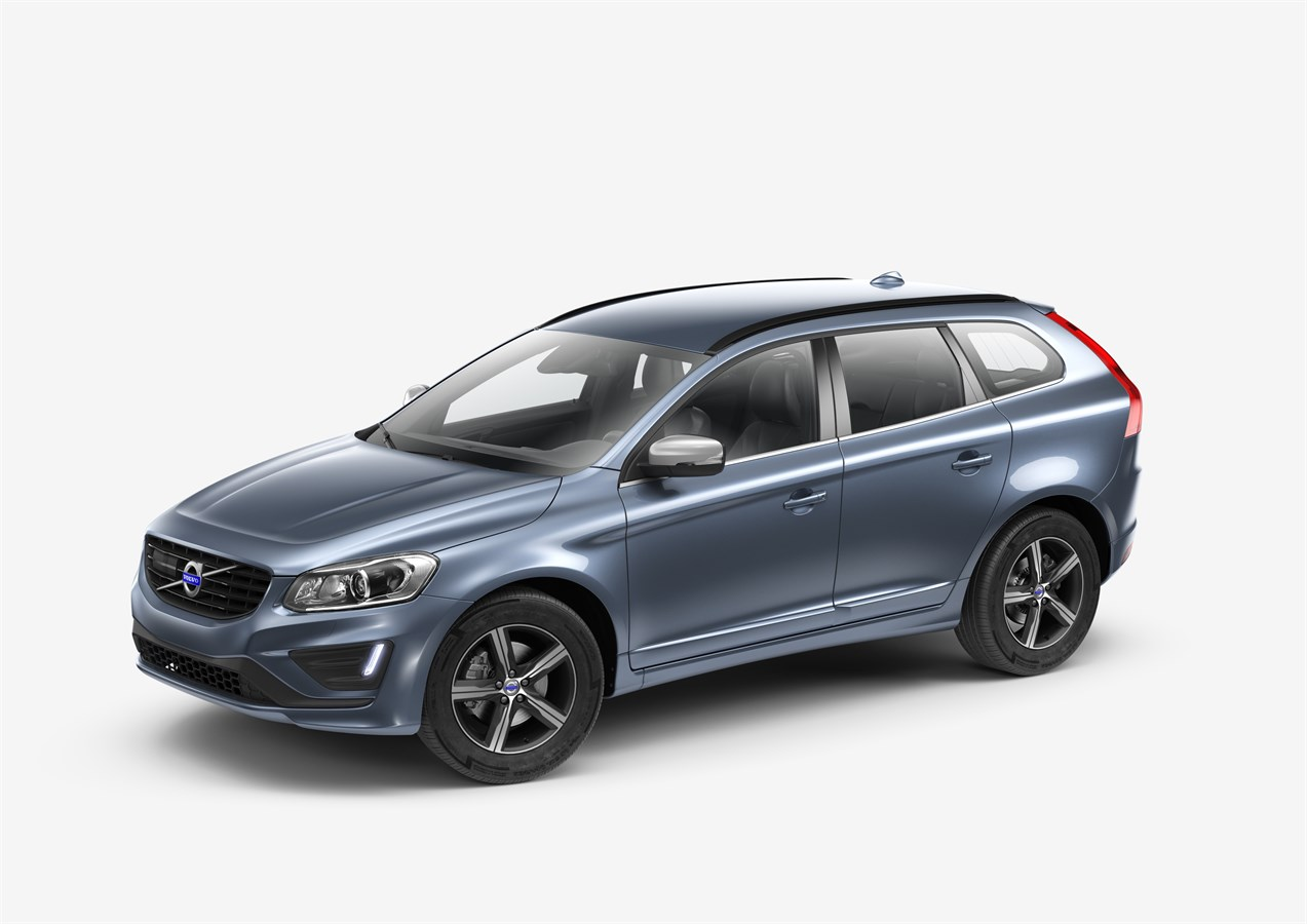 Volvo XC60 Classic modellår 17
