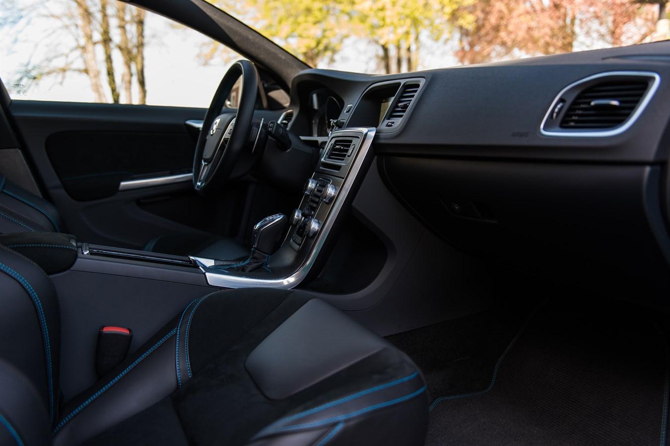 Volvo S60 and V60 Polestar interior - Volvo Car Group Global Media ...