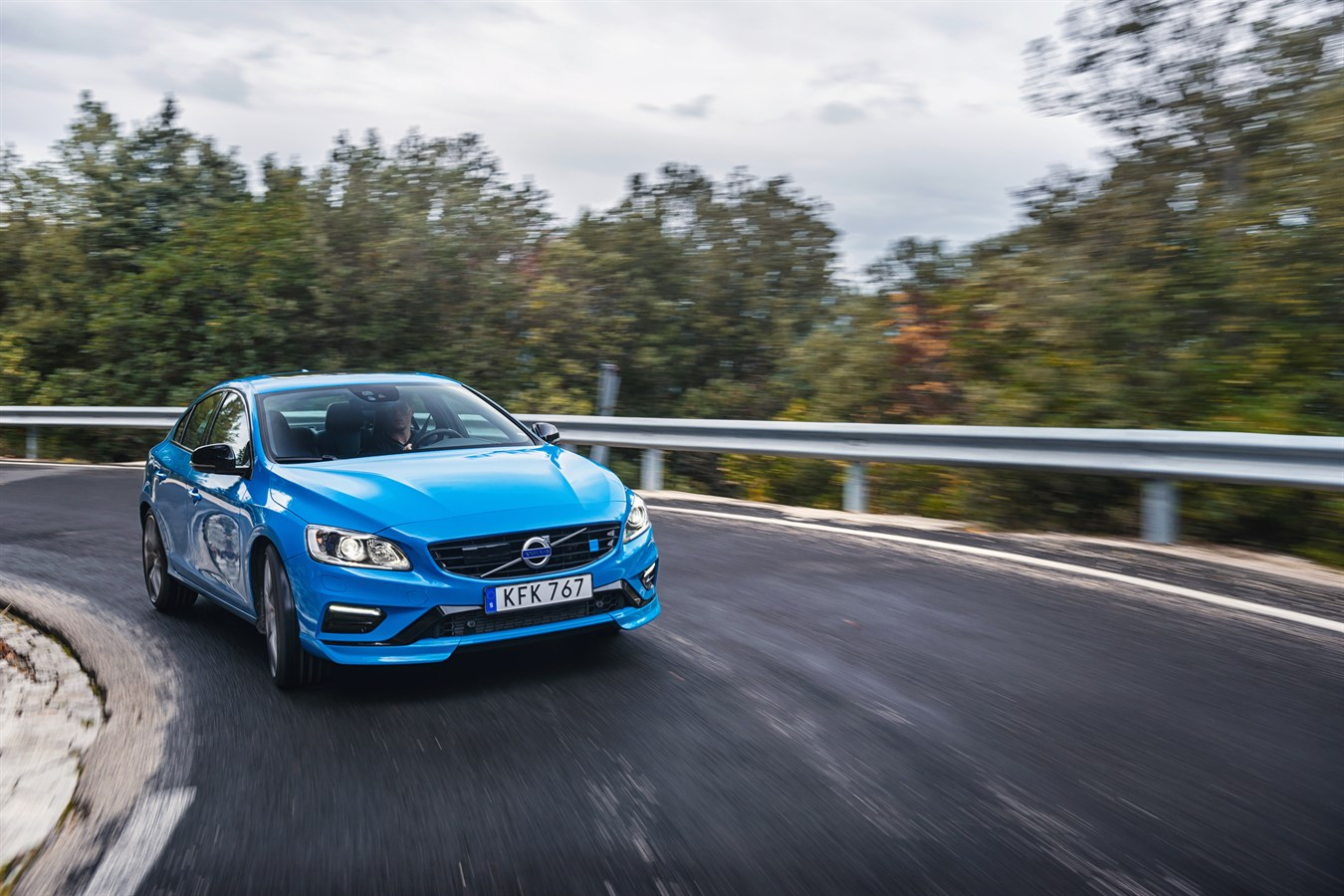 Volvo car corporation introduces new polestar powertrain volvo cars of canada media newsroom