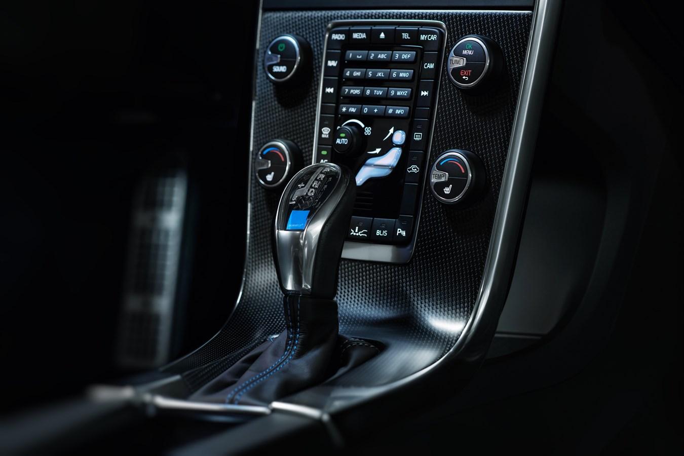 Volvo S60 and V60 Polestar interior - Volvo Cars of Canada Media ...