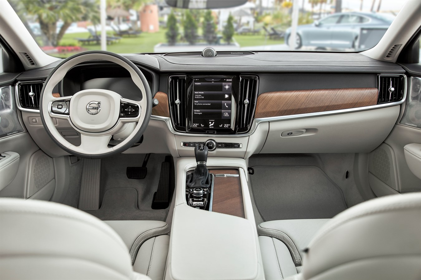 Volvo S90 Interior >> New Volvo S90 V90 Interior Volvo Cars Global Media Newsroom
