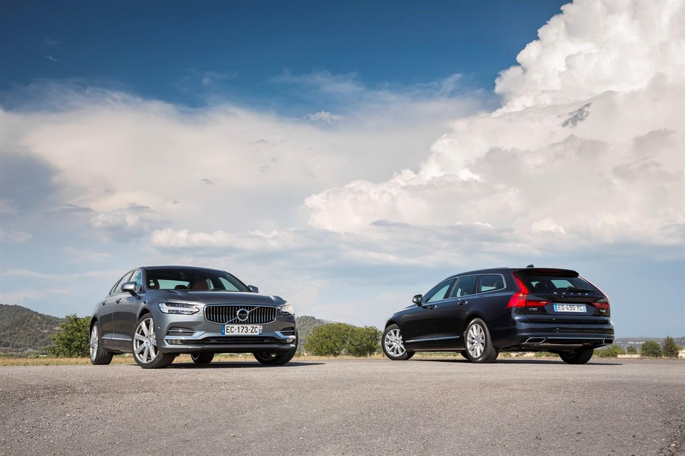 Volvo S90 & V90 Provence