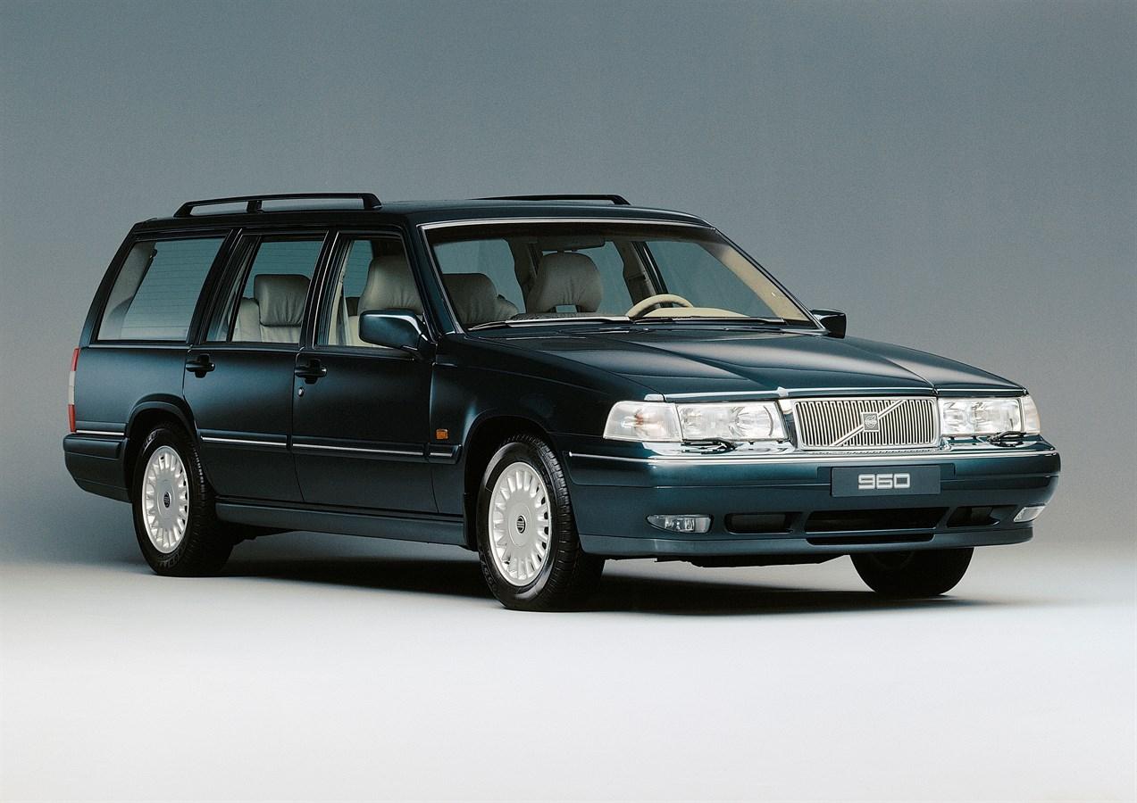 1990 1999 A Historical Review Volvo Car Austria Pressezentrum