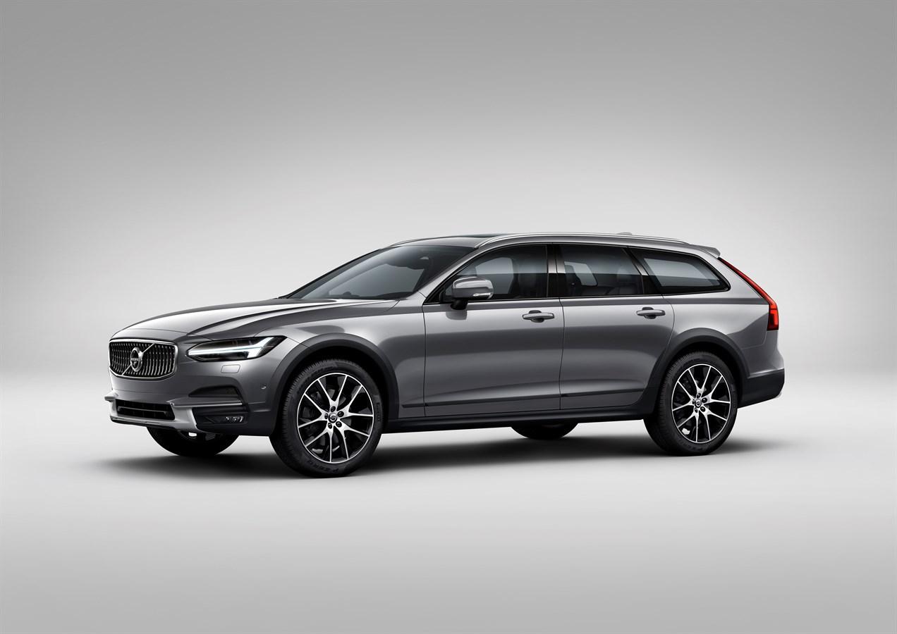 All new volvo v90 cross country and 2017 polestar make auto show debuts at los angeles auto show s automobility la volvo car usa newsroom