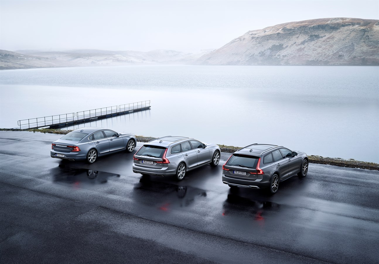 Volvo Cars 2016 Sales Hit New Record Volvo Car Usa Newsroom