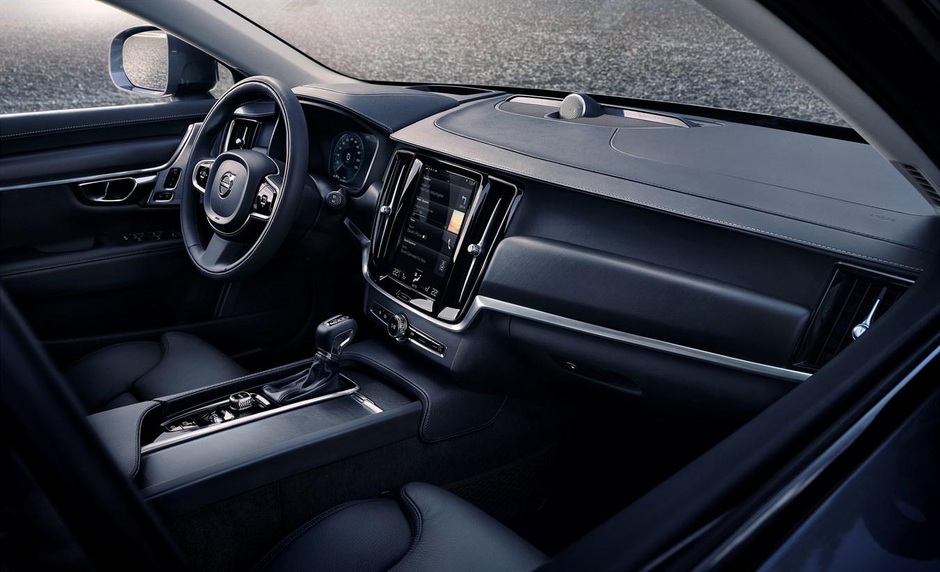 New Volvo V90 Cross Country Interior - Volvo Car Austria Pressezentrum