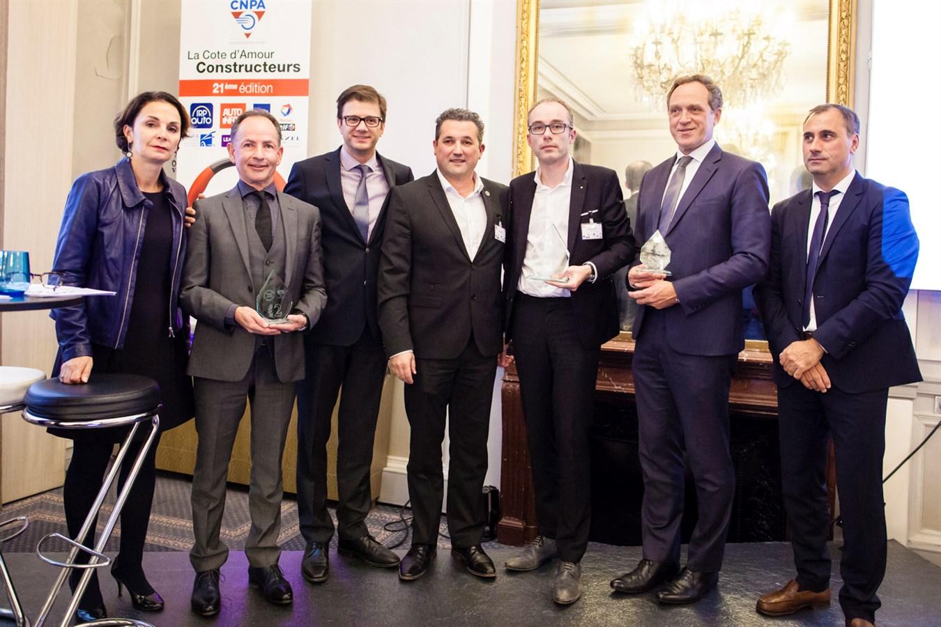Yves Pasquier-Desvignes Président Volvo Car France Cote d'Amour des Constructeurs 2016 - Copyright Pierre Vassal Auto Infos