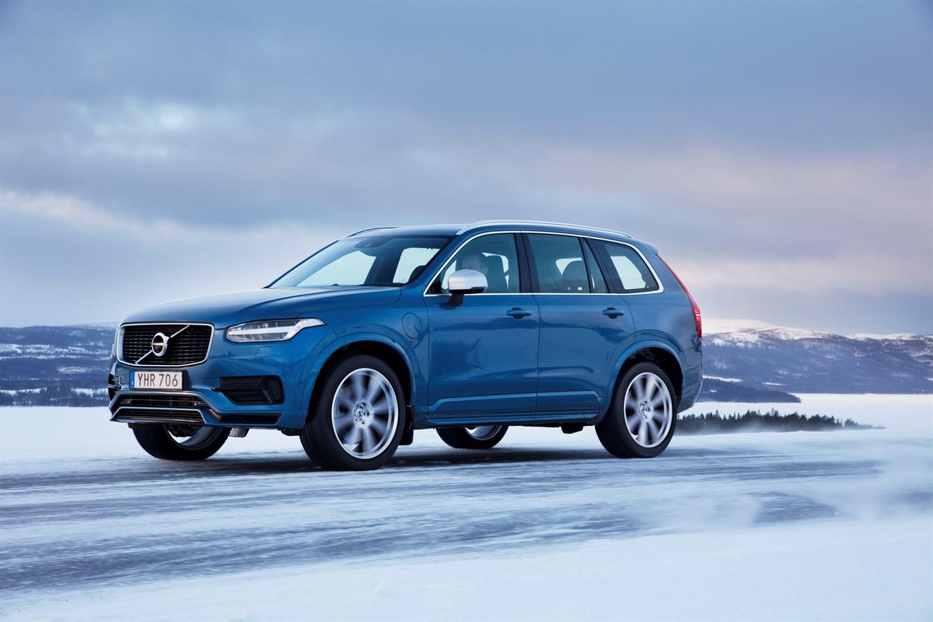 Volvo XC90 T8 R-design