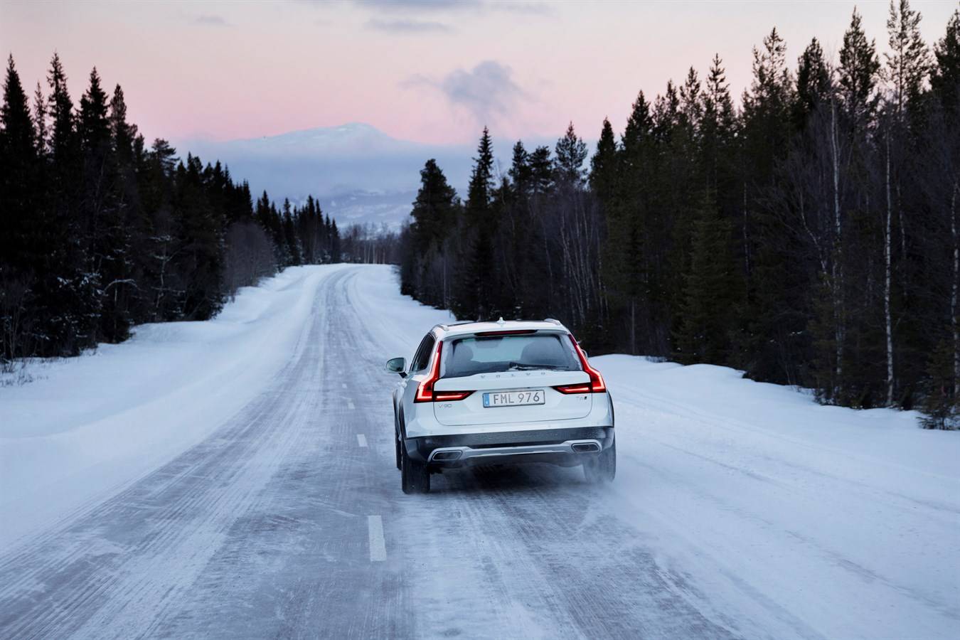 Volvo Cars Celebrates 20 Years Of All Wheel Drive In The Snow With A