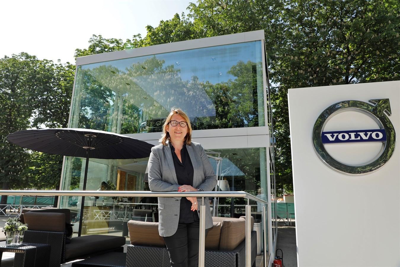 Nathalie Duneau, Directeur Marketing, Volvo Car France