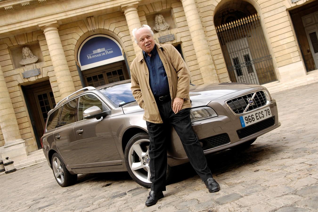 Volvo partenaire de l'exposition du célèbre sculpteur suédois Gudmar Olovson