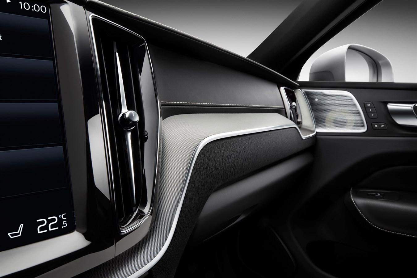 new volvo xc60 interior design volvo car group global media newsroom. Black Bedroom Furniture Sets. Home Design Ideas