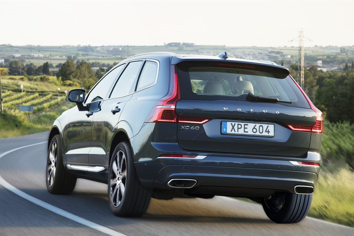 The New Volvo Xc60 T6 Volvo Cars Global Media Newsroom