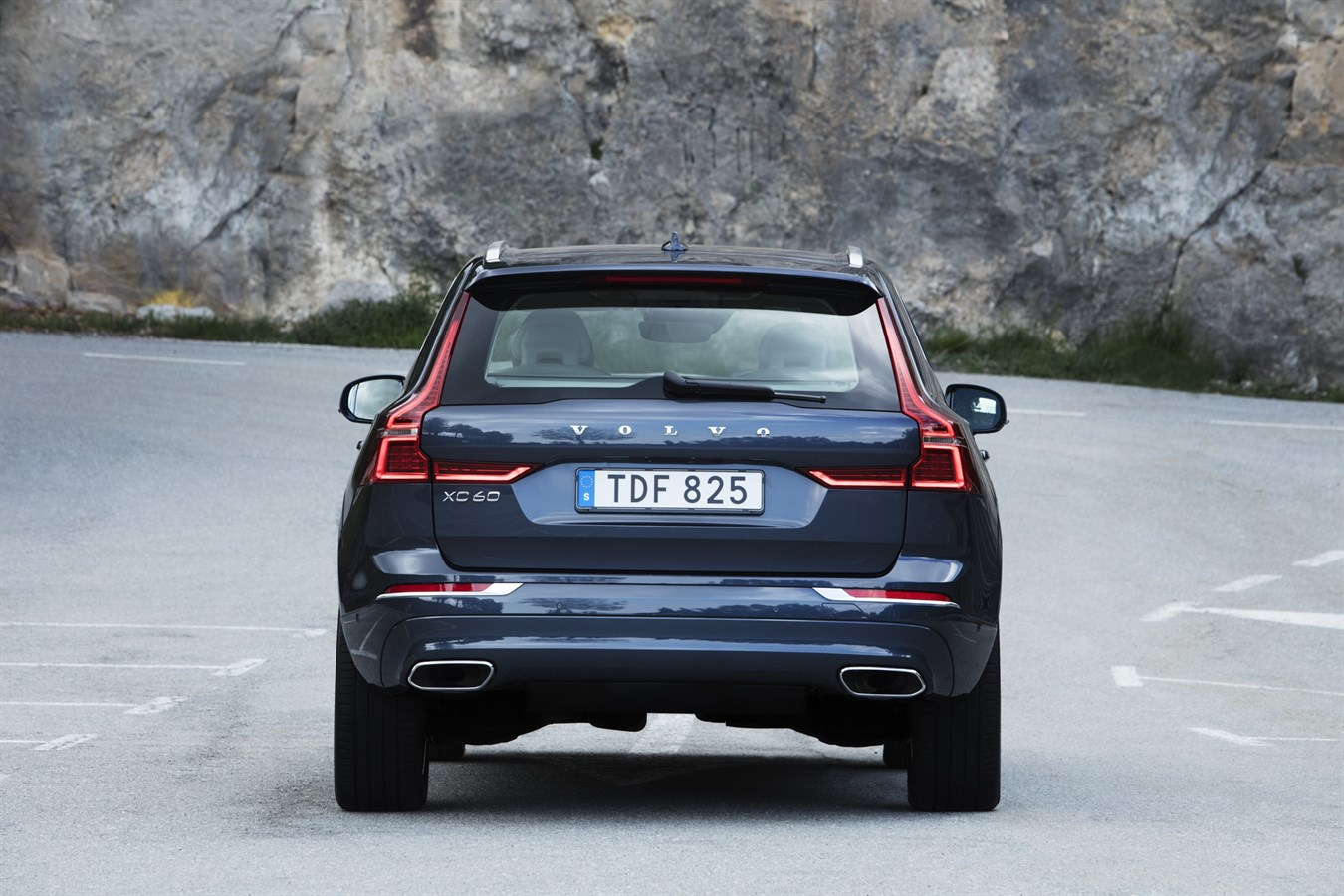 Volvo Xc90 Commercial >> The new Volvo XC60 T6 - Volvo Cars Global Media Newsroom