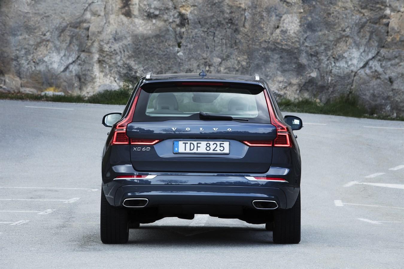 Volvo Xc60 Volvo Car Austria Pressezentrum