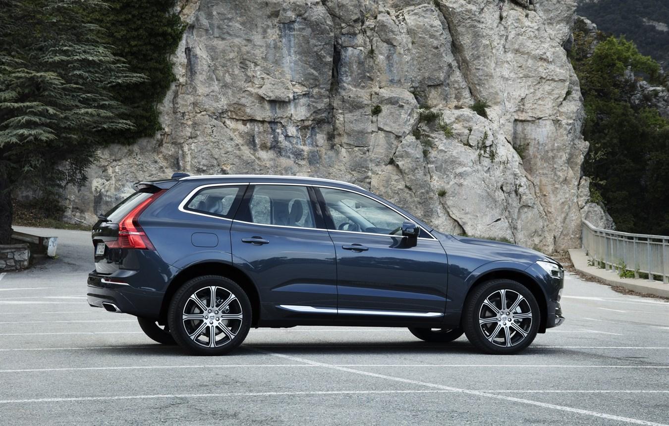 The New Volvo Xc60 T6 Volvo Car Switzerland Ag