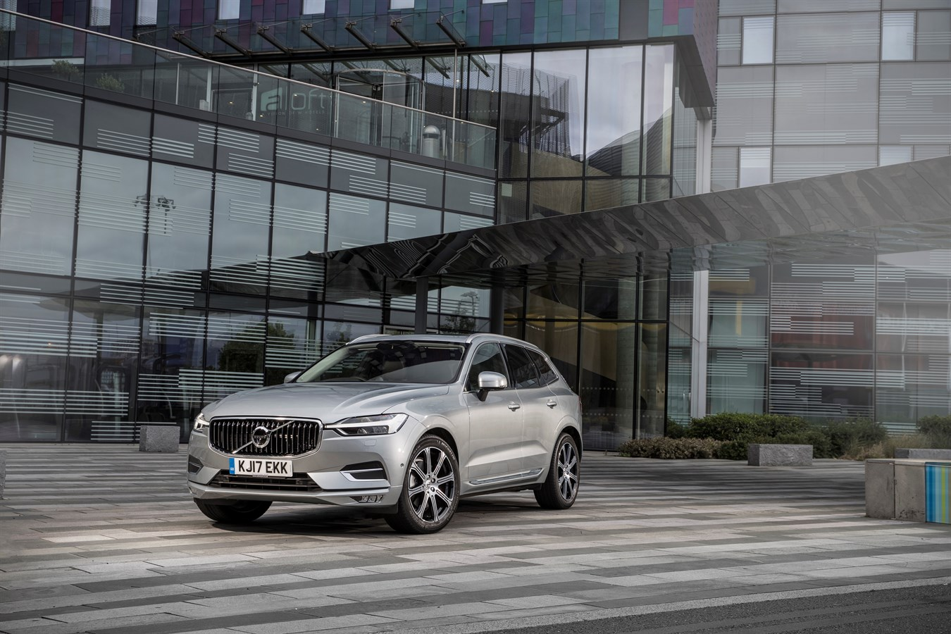 Volvo Outperforms The New Car Market In 2017 Volvo Car Uk Media