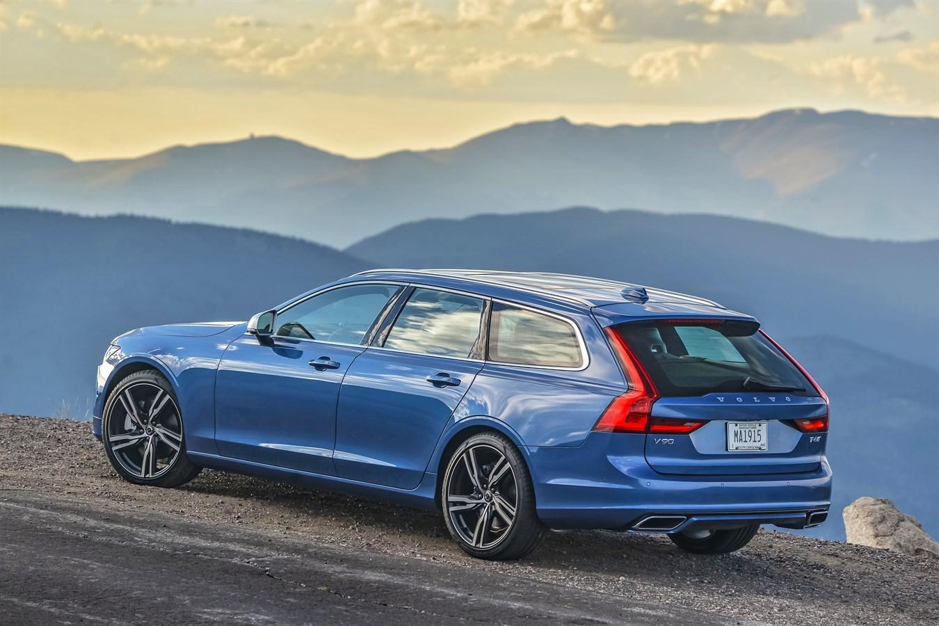 V90 T6R - Volvo Car USA Newsroom