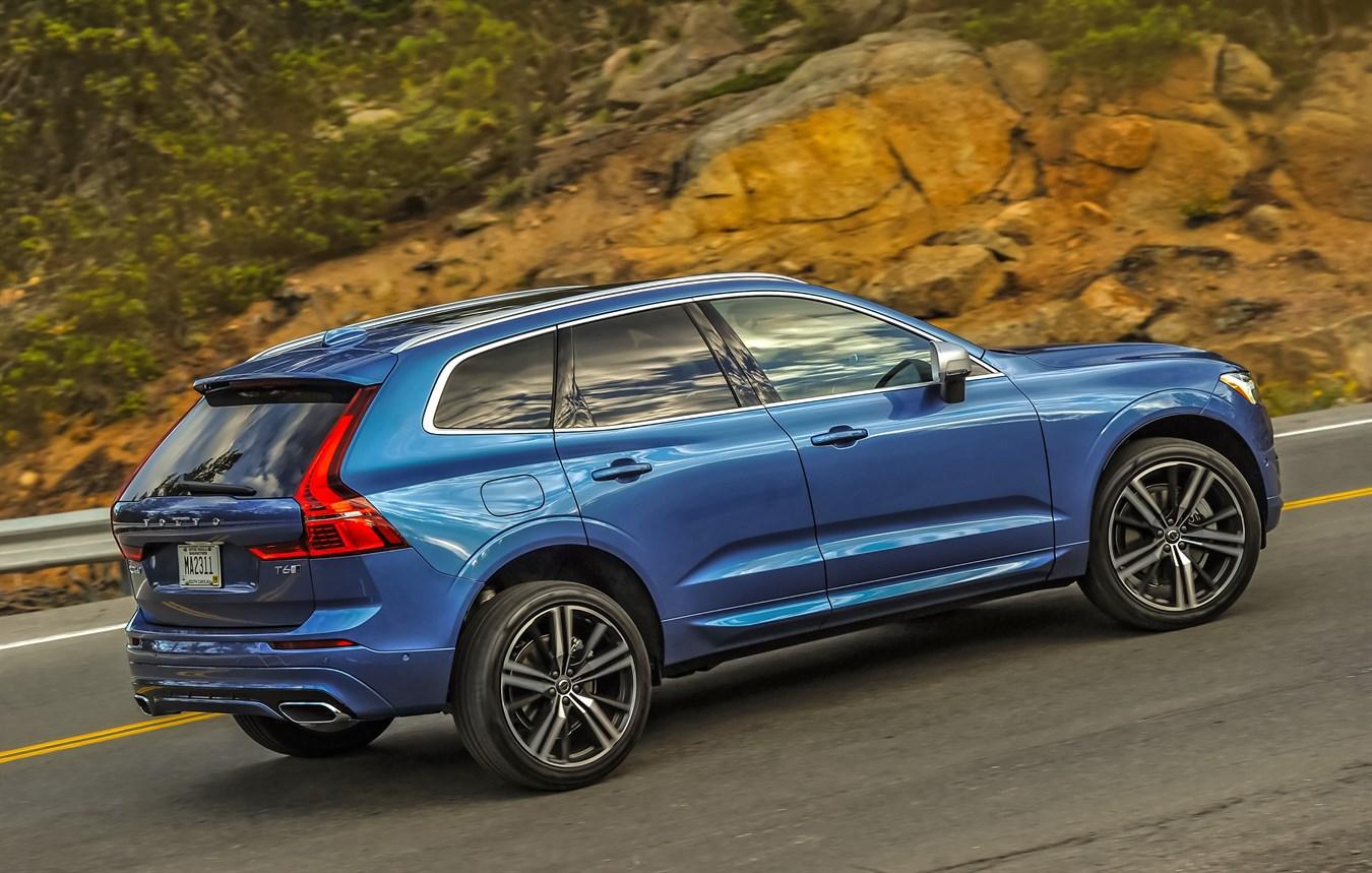 XC60 T6R - Volvo Car USA Newsroom