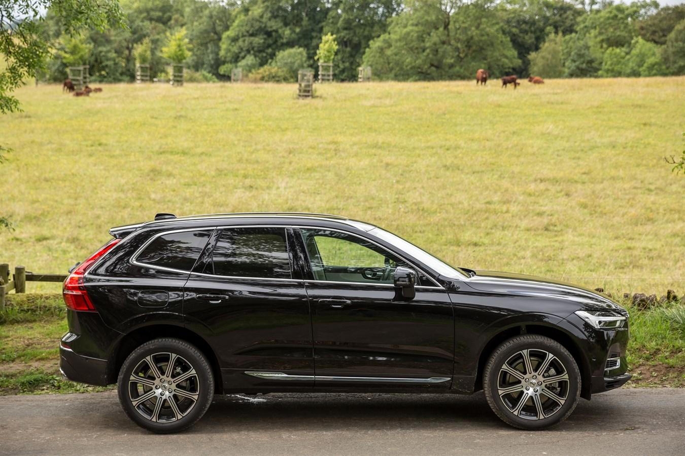 Volvo XC60 T8 Twin Engine - Volvo Car UK Media Newsroom