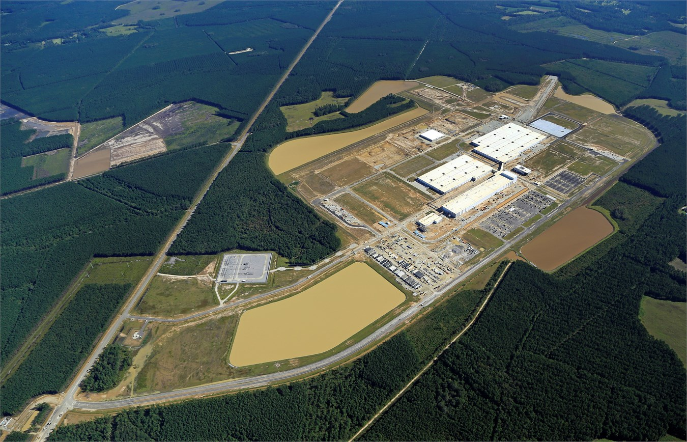 Volvo Cars Adds Next Generation Xc90 1 900 New Jobs To South Carolina Plant In 1 1 Billion Investment Drive Volvo Cars Global Media Newsroom