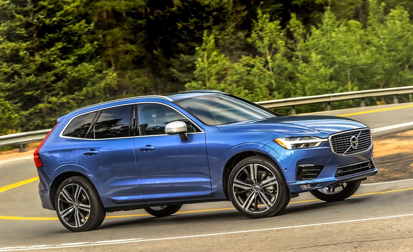 XC60 T6R - Volvo Car Group Global Media Newsroom