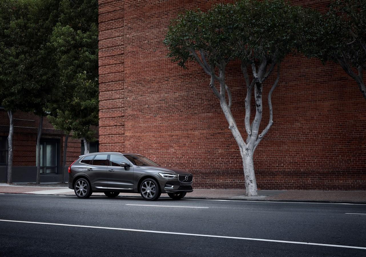 The new Volvo XC60